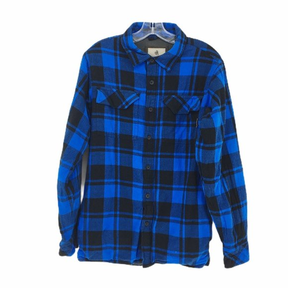 Legendary Whitetails Other - Legendary Whitetails Plaid Flannel Thermal Lined S